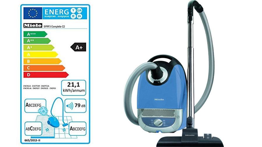 Test et avis de l'aspirateur Complete C2 Ecoline Bleu Miele