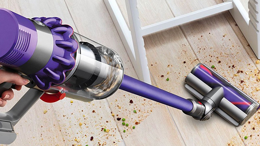 test complet et avis de l 39 aspirateur dyson cyclone v10 aspirateur. Black Bedroom Furniture Sets. Home Design Ideas