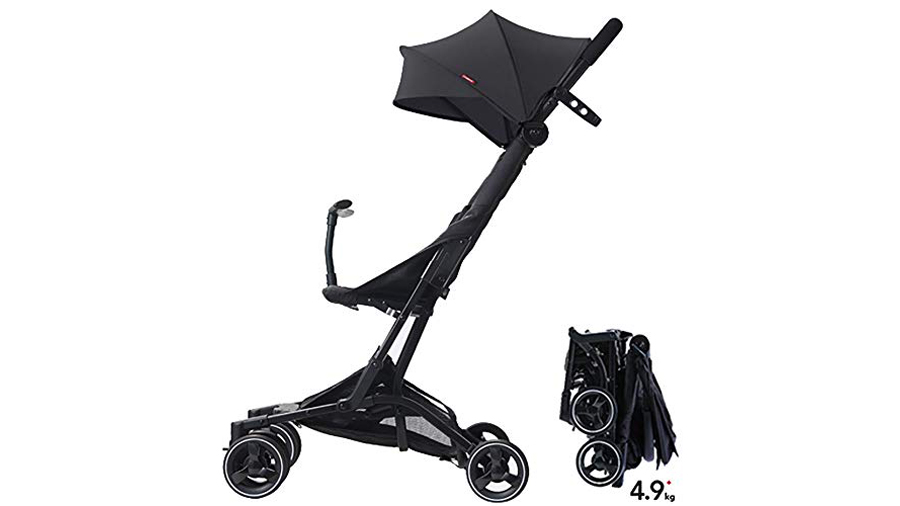 Poussette canne Bebe2Luxe Piko