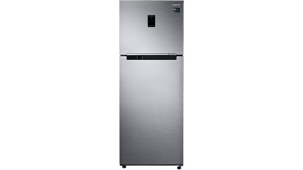 Le réfrigérateur RT38K5500S9 double portes avec Zone Convertible, 384L Samsung