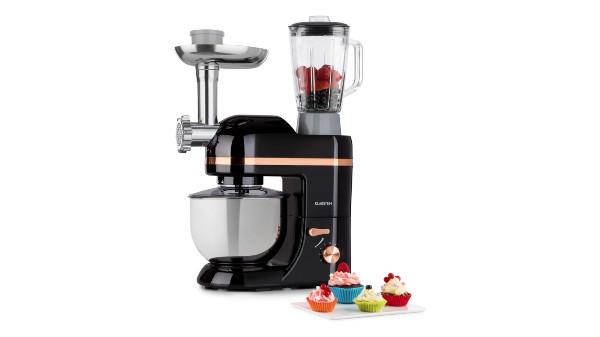 Robot de cuisine TK2-LuciaEleg-W de chez Klarstein