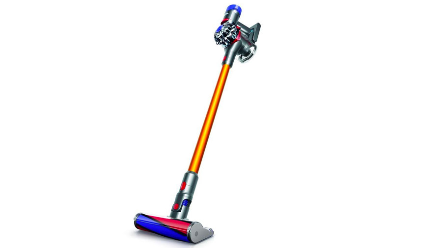 test et avis aspirateur balai dyson v8 absolute aspirateur. Black Bedroom Furniture Sets. Home Design Ideas