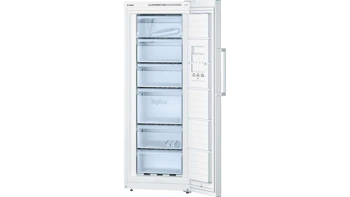Test et avis cong lateur armoire bosch gsv29vw31 habitat - Test congelateur armoire ...