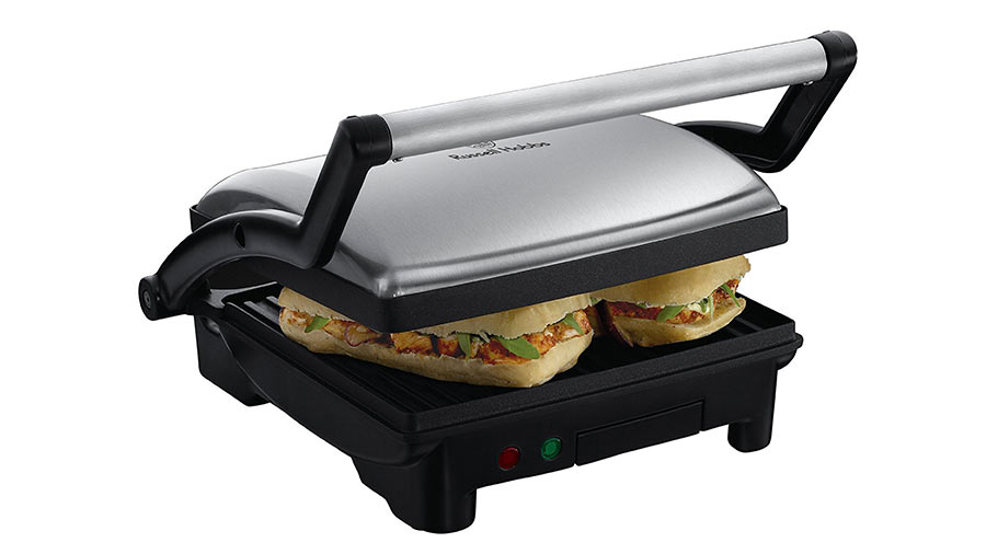 Grill 3 en 1 Russell Hobbs Cook @ home pas cher
