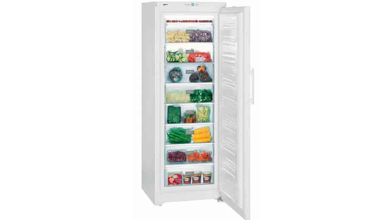 Test et avis cong lateur armoire liebherr gp 4013 habitat - Test congelateur armoire ...
