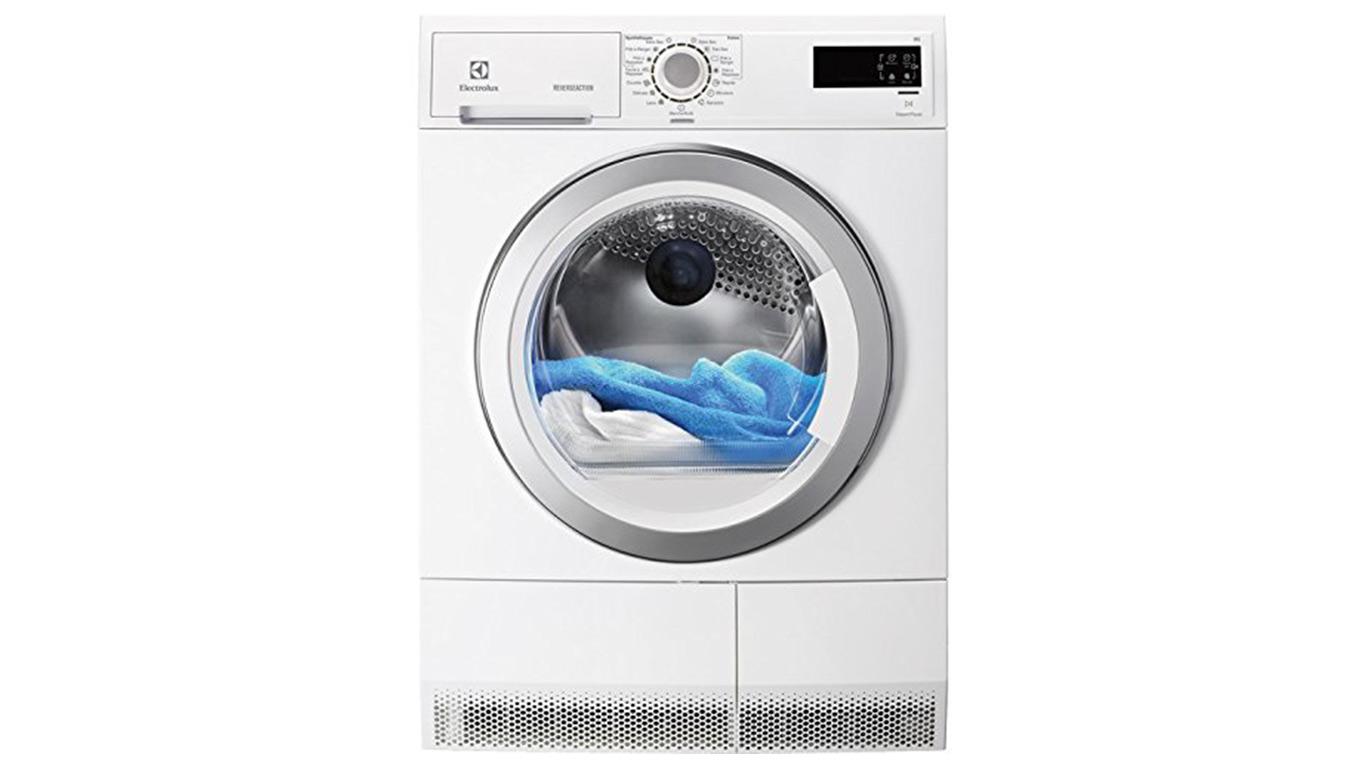 test et avis s che linge condensation electrolux edc2086pde habitat. Black Bedroom Furniture Sets. Home Design Ideas