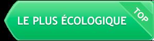 le plus écologique