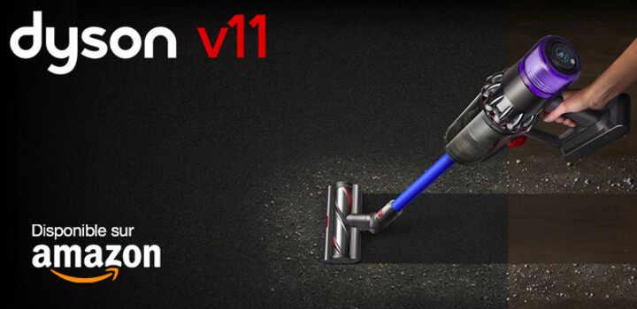 Aspirateur Dyson V11