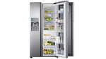 Réfrigérateur RH58K6598SL Side By Side, 575L, Samsung