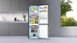 Réfrigérateur combiné, 340L-RL34T620EBN Samsung