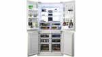 Réfrigérateur multi-portes SHARP SJ – FS810VWH