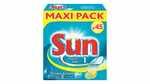 Détergent pour lave vaisselle Sun tout en un