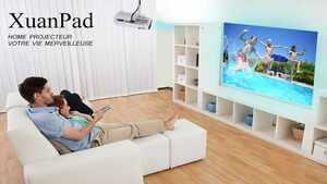 Vidéoprojecteur XuanPad Mini Projecteur