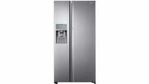 Le réfrigérateur RH58K6598SL Side By Side, 575L, A++ Samsung