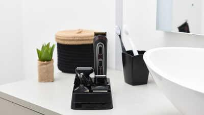 Tondeuse Multi-Usages Trim & Style Wet & Dry TN9160F0