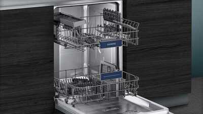Lave-vaisselle multifonction SX657X04IE Siemens