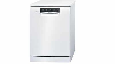 Lave-vaisselle pose-libre 60 cm blanc SMS68TW01E BOSCH