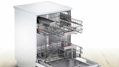 Lave-vaisselle pose-libre 60 cm SMS46JW03E BOSCH