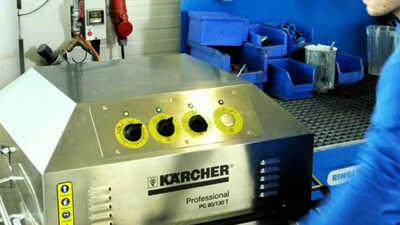 Laveuse de pièces Kärcher PC 60/130 T 1.626-704.0