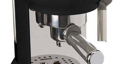 Machine à café SMEG Expresso ECF01BLEU noir