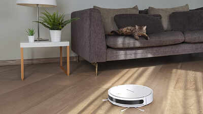 L'aspirateur X-Plorer serie 40 – animal + connect RR7267WH Rowenta