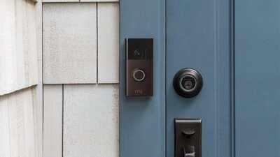 Sonnette vidéo Doorbell RING