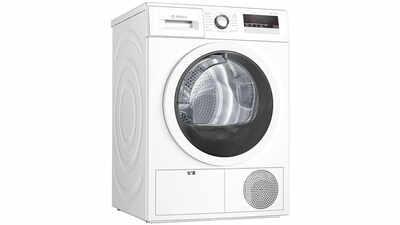 Le sèche-linge à condensation BOSCH WTRN85V07FF