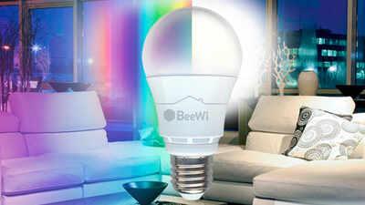 Test, avis et comparatif ampoules BeeWi pas cher