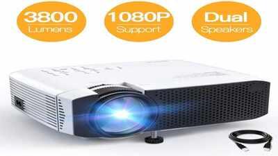 Vidéoprojecteur APEMAN LC 350