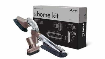 Test et avis du kit aspirateur maison Dyson 3 accessoires