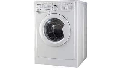 Test et avis de la machine à laver EWC61252 W Indesit