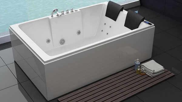Baignoire luxe Whirlpool