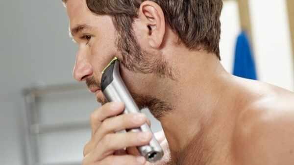 La tondeuse à barbe One Blade QP6620/20 Philips