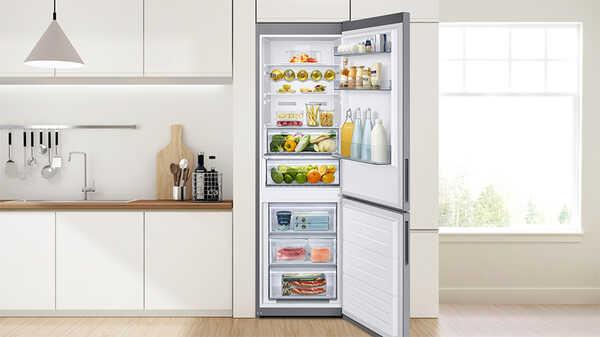 Réfrigérateur combiné 317L, RB3VRS150WW Samsung