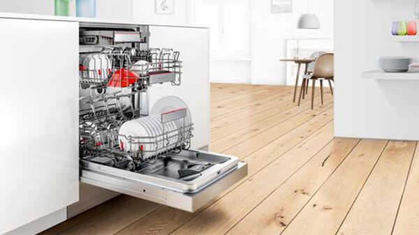 Lave-vaisselle tout intégrable SMV46IX05E Bosch