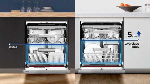 Lave-vaisselle DW60M9550BB Samsung