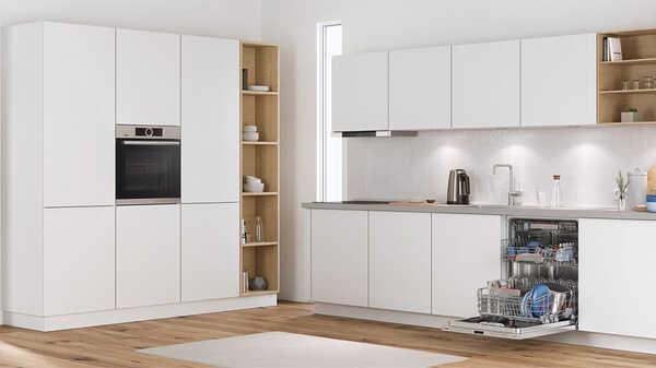 Lave-vaisselle intégrable avec bandeau SMI6ZCS00E Bosch