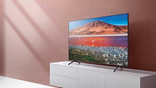 Téléviseur Samsung UE43TU7025