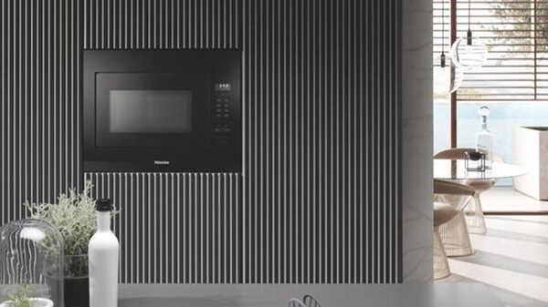 Le micro-onde encastrable M 2240 SC de MIELE