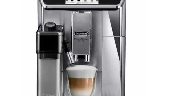 Machine à café PrimaDonna ECAM 650.75. MS DELONGHI
