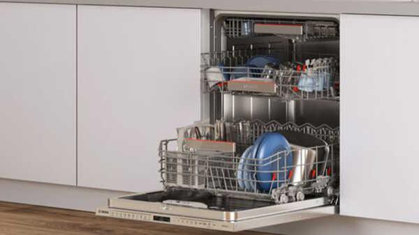 Lave-vaisselle tout intégrable SMV68TX00E Bosch
