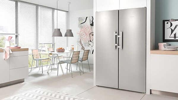 Le réfrigérateur K 28202 D edt /sc de MIELE