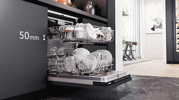 Lave-vaisselle encastrable DW60R7050FW Samsung
