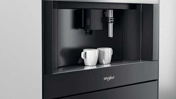 Machine à café encastrable W11CM145 WHIRLPOOL