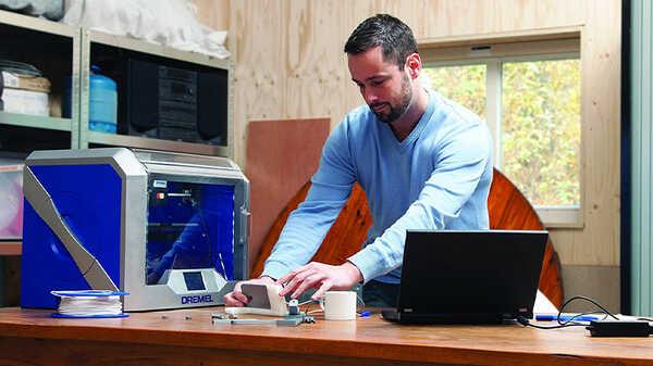 L'imprimante 3D Dremel DigiLab 3D40 Wifi