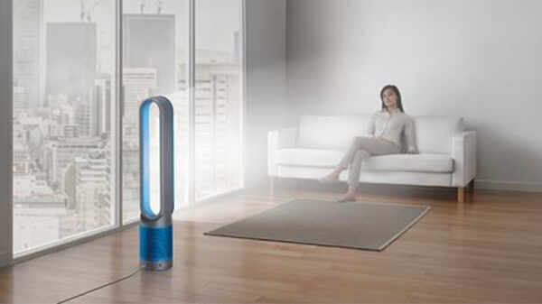 Ventilateur purificateur tour Dyson pure cool