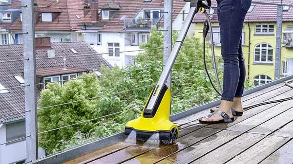 Nettoyeur de terrasse Kärcher PCL 4