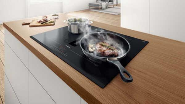 Table de cuisson à induction PVQ731F15E Bosch