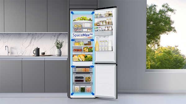 Réfrigérateur combiné 360L-RB36T602EB1 Samsung