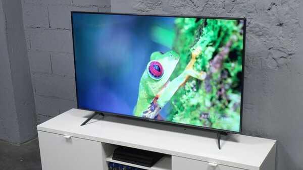 Le téléviseur SAMSUNG UE65TU7125